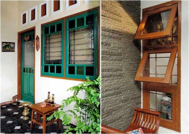 Letak ventilasi rumah minimalis