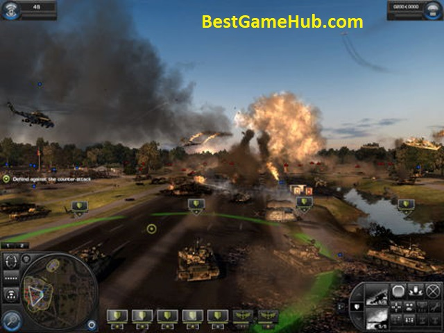 World in Conflict Compressed PC Repack Game Free Download