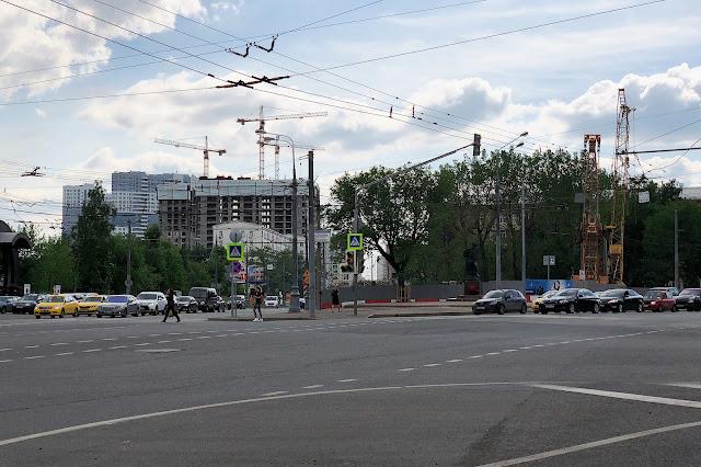 проспект Маршала Жукова