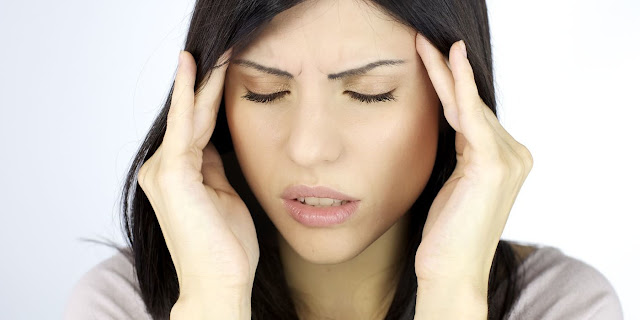 sakit kepala mendadak