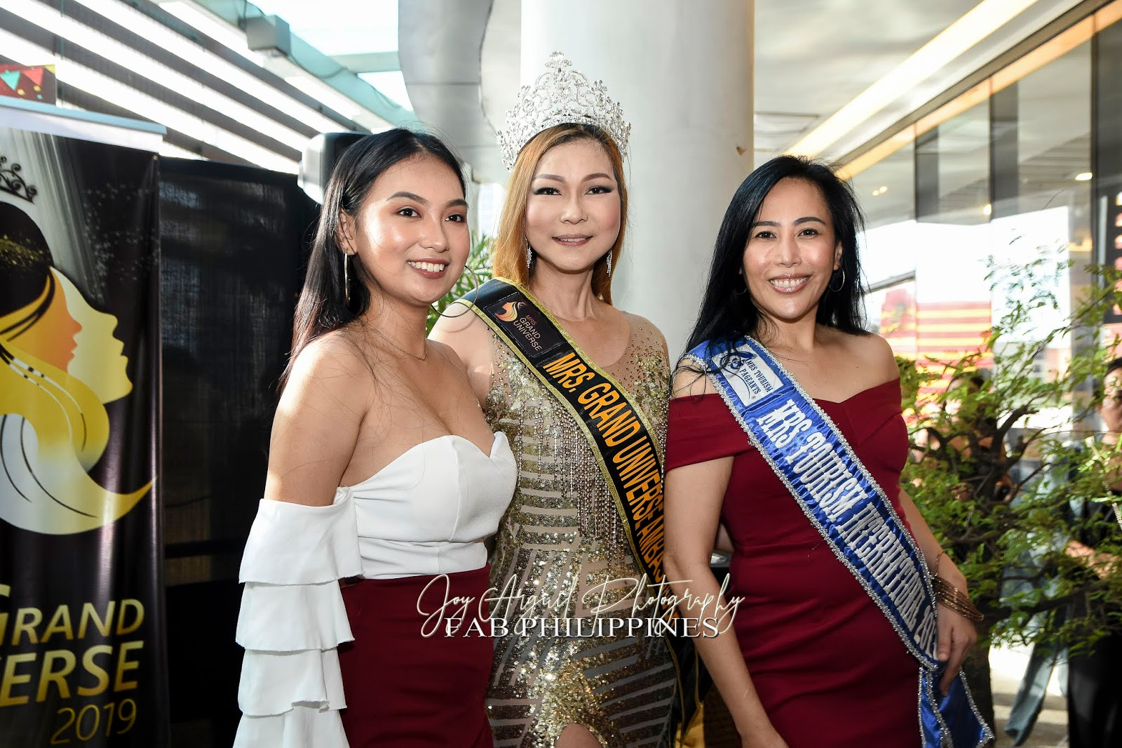 Alma Concepcion fashion and beauty: ms. and mrs grand universe 2019