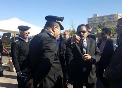 تفاصيل القبض على وكيل وزارة التموين بالإسكندرية