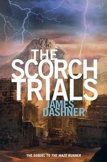 The scorch trials – James Dashner