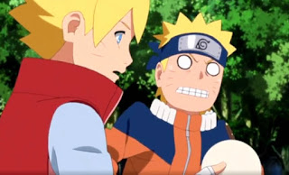 Boruto Naruto Next Generations Episódio 132