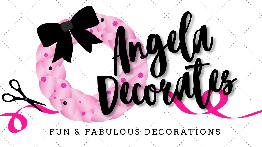 Angela Decorates
