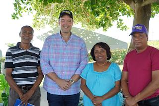 Andrés Ruíz y Coordinadores de Peña Rubio pasan apoyar a José del Castillo