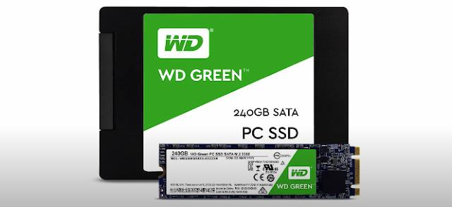 SSD Sata có tốc độ đọc ghi tối đa 6 Gigabit/giây