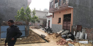 Plot/Land for sale in pushpvihar behind duke palace masani road mathura