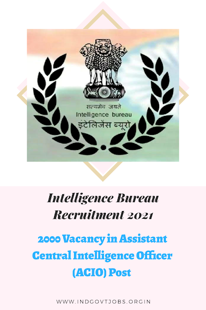 Intelligence Recruitment