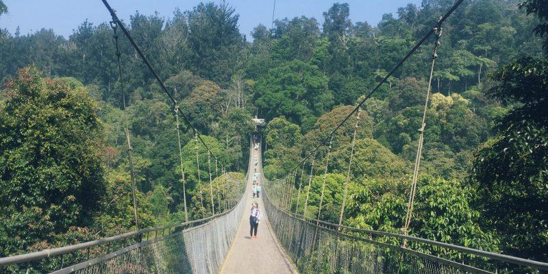 Situ Gunung Suspension Bridge