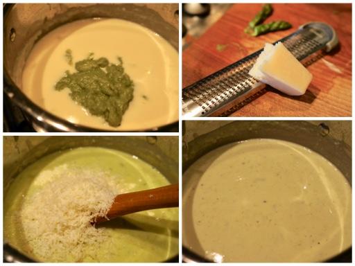 Fanny Cradock Asparagus Soup