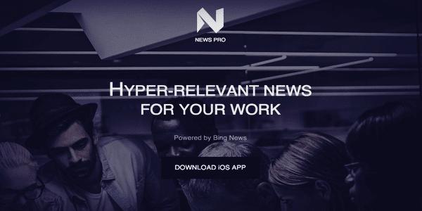 تطبيق-مايكروسوفت-الإخباري-News-Pro