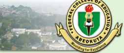 FCE Abeokuta – UI 2017/2018 [Full-Time] Regular Degree Admission Form Out