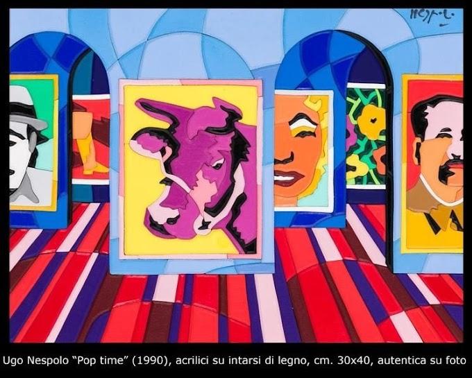 Arte: la mostra su Andy Warhol e la Pop Art italiana a Foggia fino al 31 gennaio
