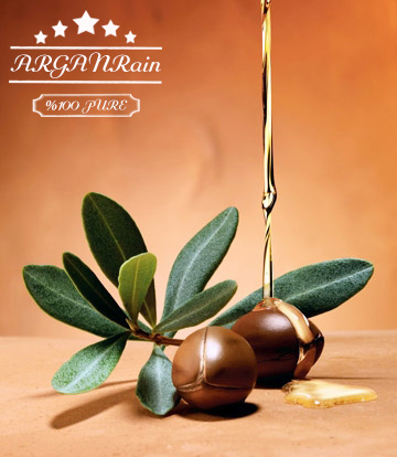 Argan Rain Pure Argan Oil