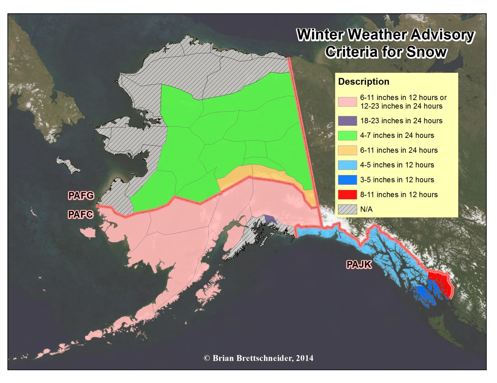 Deep Cold Alaska Weather Climate Alaska Winter Advisory
