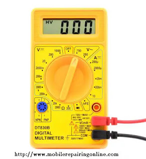 how ac voltage is measured check ac voltage with a digital multimeter