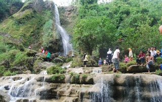 Wisata Air Terjun Sri Gethuk Yogyakarta