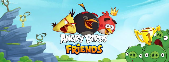 http://www.venuskawaii.com/2018/03/Angry-Birds-Friends.html