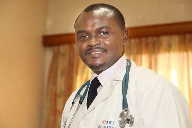 Dr Serge Michel KODOM : Coronavirus « Beaucoup de personnes sont guéries spontanément en hospitalisation au CHR Lomé Commune »