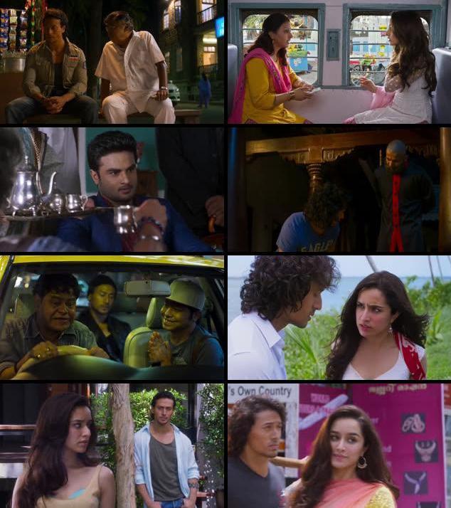 Baaghi 2016 Hindi 480p BluRay