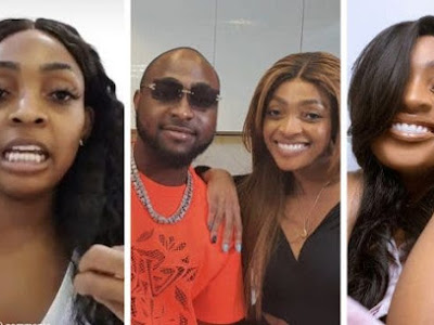 """Why I struggled financially despite being a billionaire daughter "" – Davido's sister, Sharon"