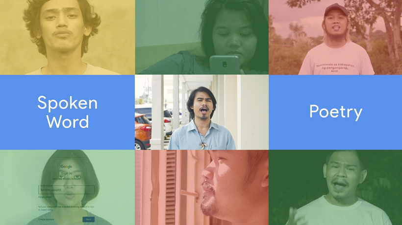Google launches poetry and animation videos focused on digital responsibility