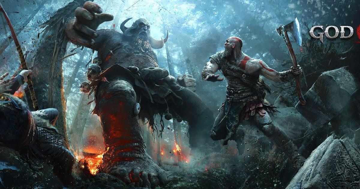 Game Pc Terbaik God Of War