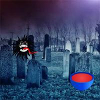 BigEscapeGames Spooky Cem…