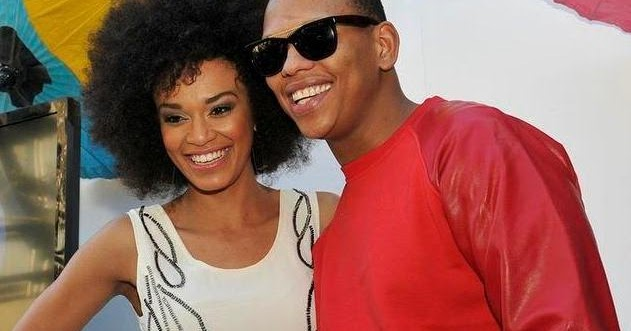 In Photos Pearl Thusi And All Her Famous Exes OkMzansi