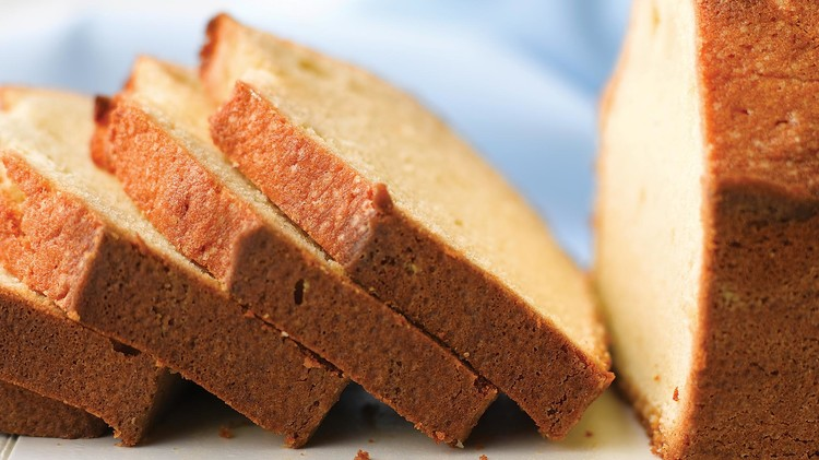 Vanilla Pound Cake Recipe Loaf Pan: Elsie Park: Simple Scripture Pound Cake