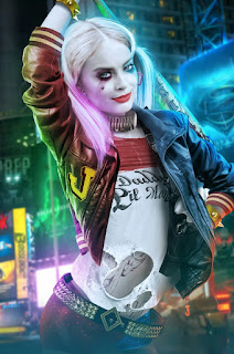 Harley Quinn in Suicide Squad Movie