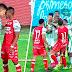 ¡CASI A LOS GOLPES! - Fuerte roce entre jugadores de Nacional y Santa Fe. | VIDEO