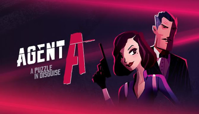Agent A A puzzle in disguise is a fascinating game developed in the style of a quest where you will take on the role of a secret agent and go to complete all kinds of missions.