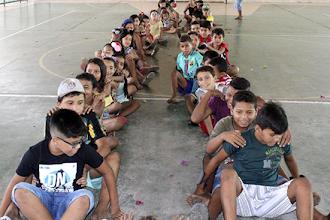 XII Curtindo as férias no Ceacri é diversão garantida para criançada em Itapiúna e na região