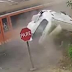 FLAGRANTE: Vídeo impressionante mostra momento em que trem bate em caminhão