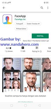 Cara Edit Foto Menjadi Tua di Android