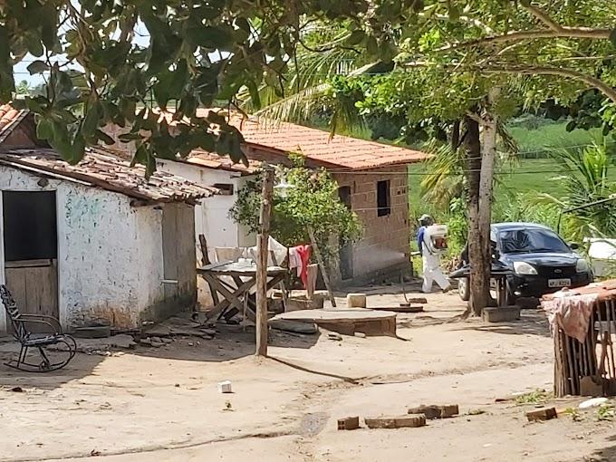 COVID-19: Prefeitura de São José dos Ramos intensifica mais uma etapa de desinfecção e higienização dos sítios.