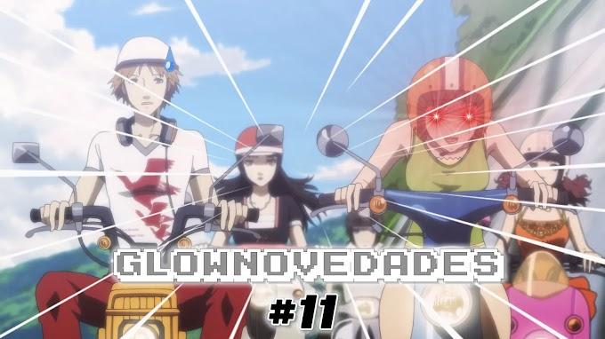 GlowNovedades #11 - ¡Persona 4 Golden va como una moto!
