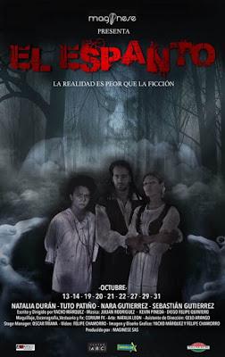 EL ESPANTO (Teatro de Terror) 1