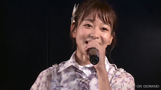 AKB48 Team 8 Ota Nao announces her graduation