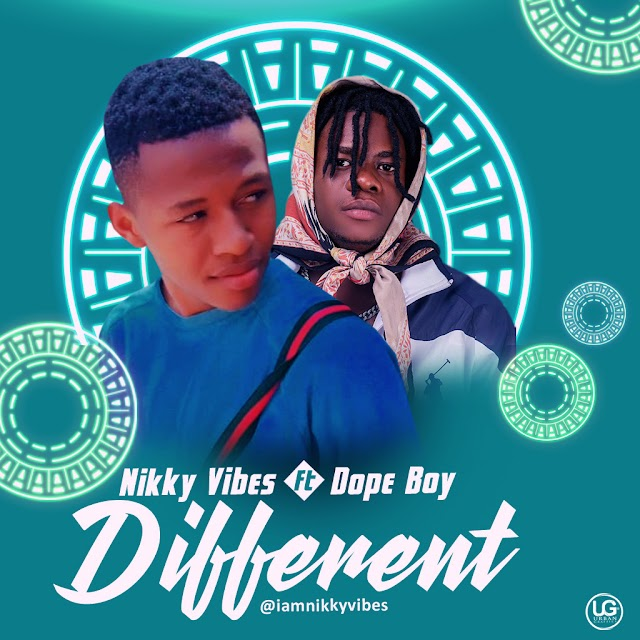 [BangHitz] Nikky Vibes Ft Dope Boy - Different