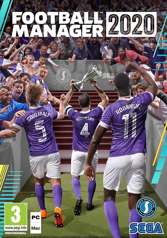 تحميل لعبة مدرب كرة القدم Football Manager 2020 للكمبيوتر مجانا