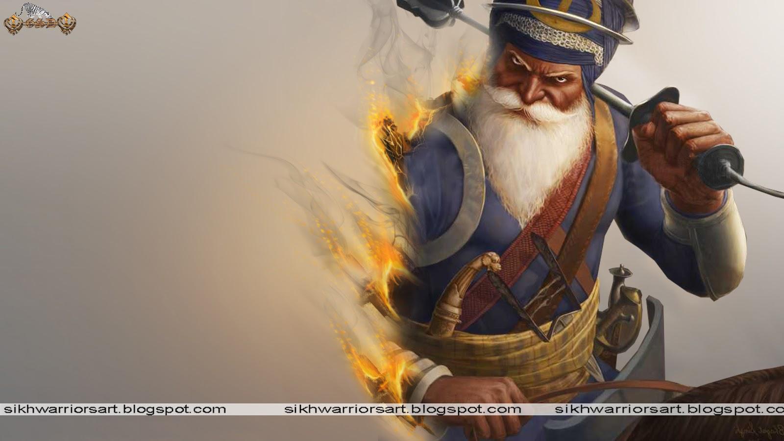 Sikh Warriors: Akali Phoola Singh