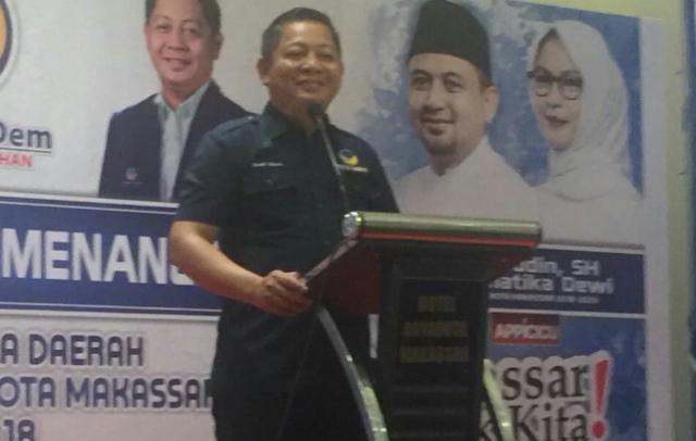 RMS Pimpin Konsolidasi Pemenangan Appi- Cicu