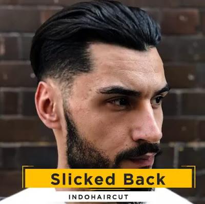 Gambar potongan model rambut pria 2020