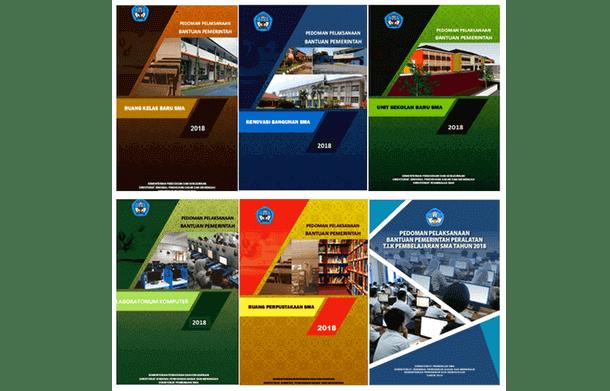 Pedoman Pelaksanaan Bantuan Pemerintah untuk SMA Tahun 2018