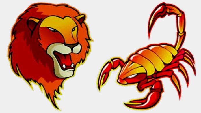 Compatibilità tra Leone e Scorpione in amore