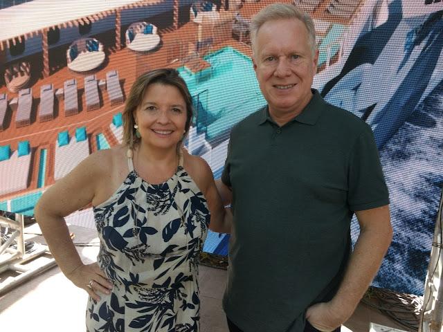 Norwegian Prima lançado em Fortaleza – Incríveis experiências no Mar