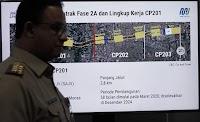 Jakarta Gandeng Jepang Bangun Stasiun Bawah Tanah MRT, Netizen: Suatu Saat Cebong Berterimakasih